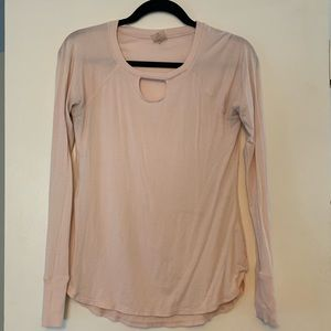 Light Pink CALIA by Carrie Underwood Long Sleeve